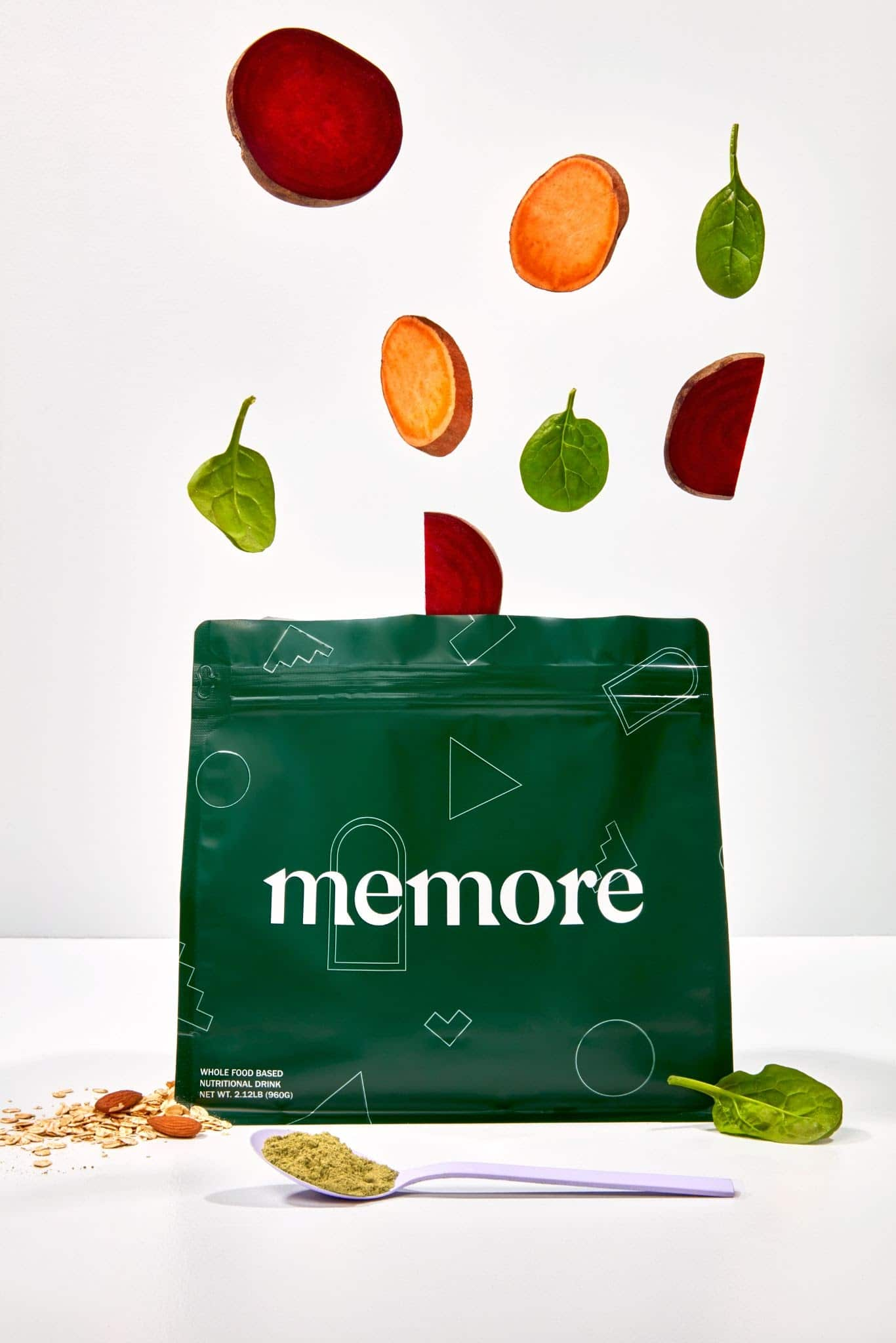 Brand Launch: Memore, Whole Food Cognitive Health Supplement