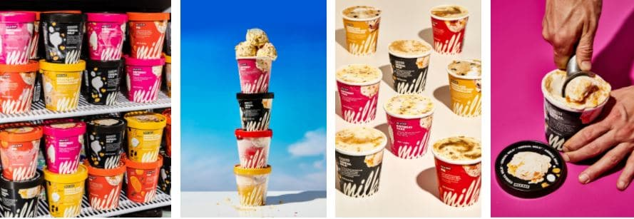 Milk Bar Debuts Ice Cream Pints In Grocery Stores Nationwide