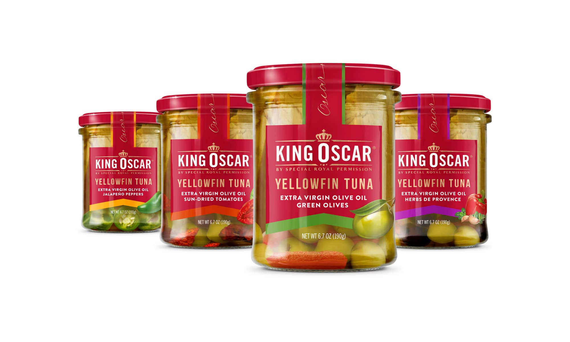 King Oscar Introduces Ultra-Premium Yellowfin Tuna