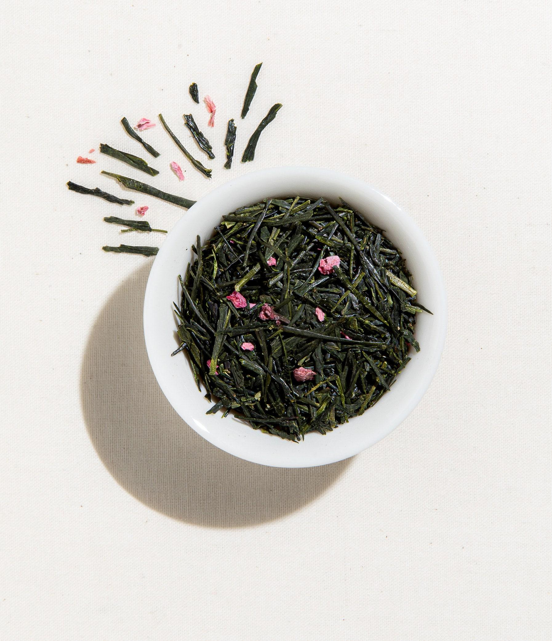 Art Of Tea Debuts Limited Release Sencha Cherry Blossom Tea