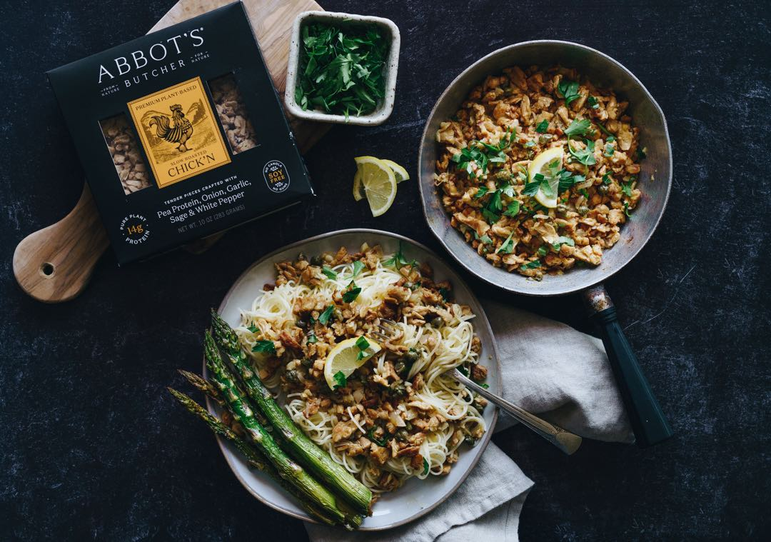 Abbot's Butcher Premium Plant-Based Proteins Roll Out At Northern California Whole Foods